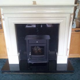 Installed Fireplaces